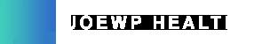 JoeWP Health Logo